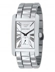 Armani Classic Mother Of Pearl Women's Ar0146 Steel Watch-0