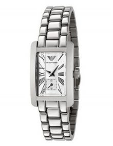 Armani Classic Mother Of Pearl Women's Ar0171 Steel Watch-0