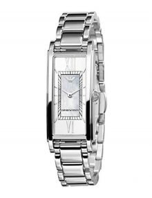 Armani Classic Silver Women's Ar0788 Steel Watch-0