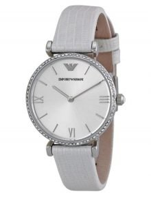 Emporio Armani AR1680 Classic Ladies Stainless Steel Watch