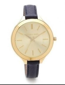 Michael Kors MK2285 Runaway Gold Dial Midsized Quartz Women's Watch