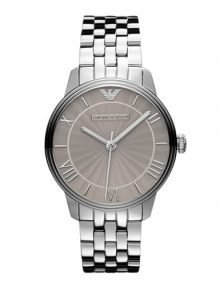 Emporio Armani AR1620 Classic Ladies Stainless Steel Watch