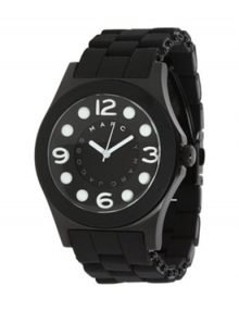 Marc by Marc Jacobs MBM2527 Womens Black Dialstainless steelstainless steel Watch