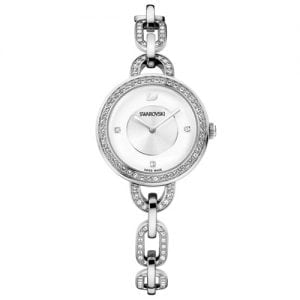 Swarovski 1094376 Aila Females Silver Stainless Steel Watch