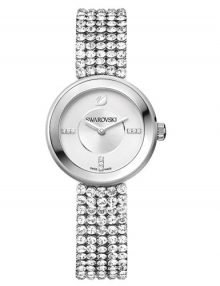Swarovski 1183490 Piazza Mini Mesh Ladies Silver Stainless Steel Watch