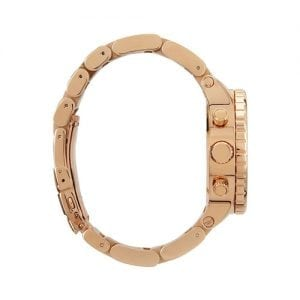 Nixon 51-30 Men's Rose Gold Rose Gold Chronograph A083-897 Watch-8674