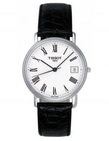 Tissot T52.1.481.13 Stylist T-Classic Men's Silver watch