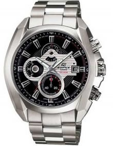 Casio Edifice EF-548D-1A Gents Stainles Steel Analog Watch