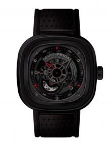 Sevenfriday P-Series SF-P3 Gents Stainles Steel Automatic Watch