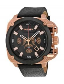 Diesel DZ7346 Bamf Gents Rose Gold Plated Chronograph Watch