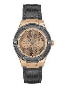 Guess U0289L4 Ladies Rose Gold Plated Watch