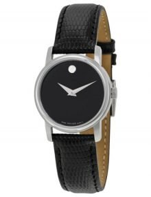 Movado 2100002 Museum Gents Stainless Steel Round Watch