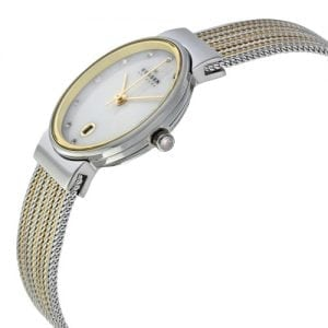 Skagen Ancher 355Ssgs Silver Semalea Women's Watch-16665