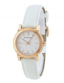 Burberry BU9209 Ladies Rose Gold Plated Watch