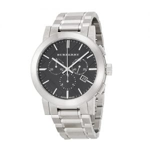Burberry BU9351 Gents Stainless Steel Chronograph Watch