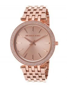 Michael Kors MK3192 Darci Ladies Rose Gold Plated Watch