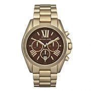 Michael Kors MK5502 Unisex Gold Plated Stainless Steel Watch