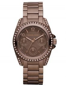 Michael Kors MK5614 Blair Ladies Rose Gold Plated Watch