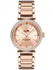Coach 14502200 1941 Sport Ladies Rose gold Rose gold plated Round Watch