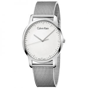 Calvin Klein City k2g2g126 men's stainless steel watch