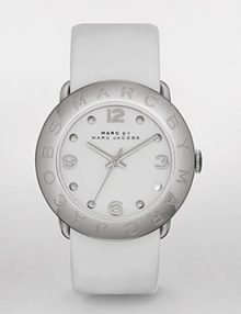 Marc by Marc Jacobs Amy mbm1223 women's leather watch