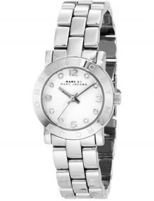 Marc by Marc Jacobs Amy mbm3181 women's stainless steel watch
