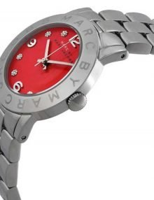Marc by Marc Jacobs Amy mbm3302 women's stainless steel watch-19382