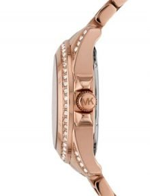 Michael Kors Blair mk6092 women's rose gold plated watch-18948