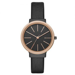 Skagen Ancher skw2480 women's leather watch