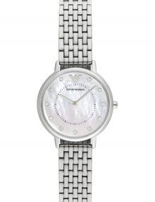 Emporio Armani Women's Mother Of Pearl Watch AR2511